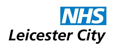 Leicester City NHS logo